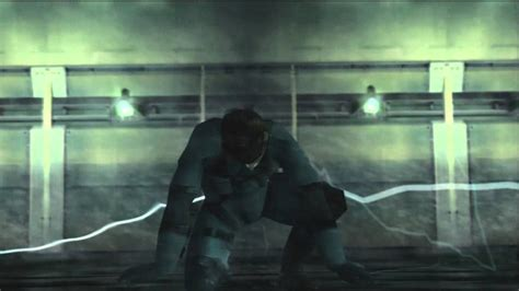 Metal Gear Solid 2 Hd Collection Intro Jump Youtube
