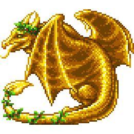 Dragon Cave - Dragon - Ula Crudelis