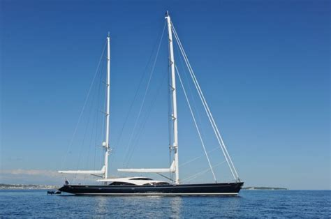 Show Sailing Yacht by Singapore Yacht Show 2013 Luxury Yacht Charter