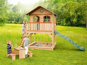 Maison Enfant Jardin : maison jardin enfant marc ~ Preciouscoupons.com Idées de Décoration