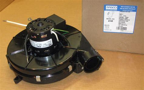 a145 fasco draft inducer blower motor fits 7062 4061 7062 3793 7062 3891 1011404 ebay