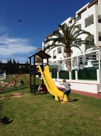 Pool area - Picture of Aparthotel Holiday Center, Santa ...