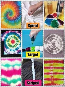 Batik Shirt Diy : tie dye techniques for the kids tie dye techniques tie dye crafts tie dye ~ Eleganceandgraceweddings.com Haus und Dekorationen