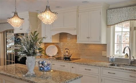 venetian gold granite with white cabinets glass tile backsplash new venetian gold granite white