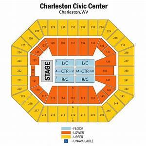 Charleston Civic Center Seating Chart For Monster Jam