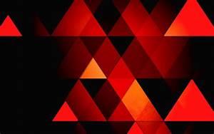 Retro, Triangle, Hd, Wallpapers