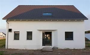 Was Gehört Zur Wohnfläche Einfamilienhaus : sandra und alexander bauen ein haus so sieht das haus ~ Lizthompson.info Haus und Dekorationen