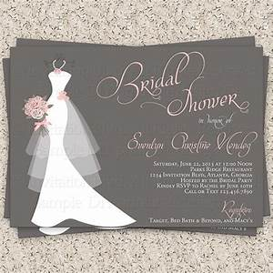 30 bridal shower invitations templates psd invitations With make wedding shower invitations online free