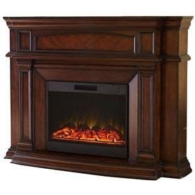 allen roth   mink electric fireplace item