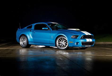 Shelby Gt500 Cobra Based On Ford Mustang Gt500 2018