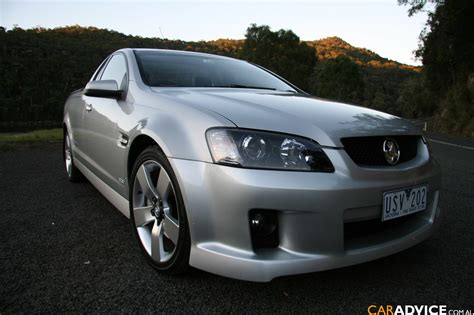 holden ve commodore ss  ute review  caradvice