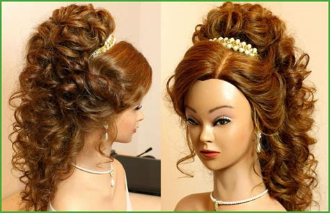 Inspirational Long Curly Hairstyles To The Side For Prom Inspiration Wedding Prom Hairstyles For Mother Of Bride Short Hair Updos Best Color For Pink Skin Green Eyes Prom Hairstyles Oval Faces Easy Upstyles Long How To Side Wear With A Black Dress Celebrity 2017 New Haircuts Thin