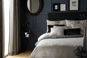 Black, Bedroom, Ideas, U2013, Add, Drama, And, Style, To, Your, Room
