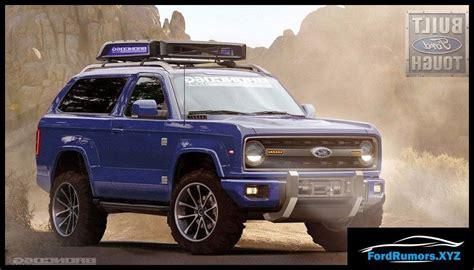 ford bronco  price canada