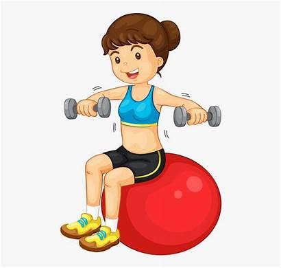 Workout Clipart Headphones Mom Lets Fitness Transparent