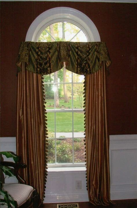 half moon blinds interior inspiring window treatments for arched windows