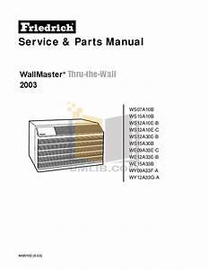 Download Free Pdf For Friedrich Wallmaster Wy13b33a Air