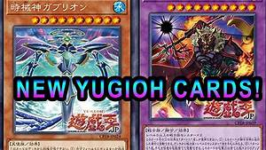 So Many New Yugioh Cards Timelords Too Good Now New