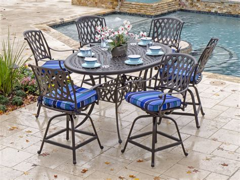Cast Aluminum Patio Sets by How To Take Care Of Cast Aluminum Patio Furniture The