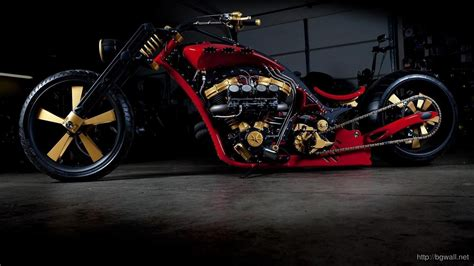 Custom Chopper Wallpaper 2755