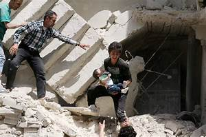 Assad bombing of Aleppo | Mary Scully Reports
