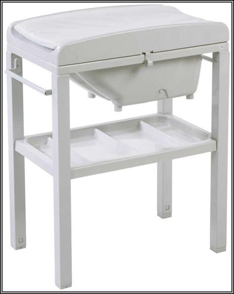 wickeltisch mit badewanne roba wickeltisch mit badewanne ausziehbar badewanne