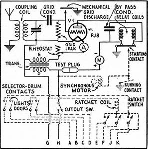 Garage Door Opener Remote Circuit Diagram
