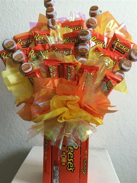 ideas  candy bouquet  pinterest candy