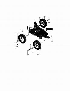 Craftsman Model 536772400 Edger Genuine Parts