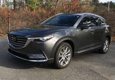 Mazda Cx 9 by Post Review 2016 Mazda Cx 9 Signature The Three