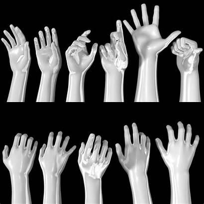 Hand Poses G3 G8 Practical Pose Daz