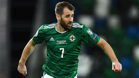 Nations League: Northern Ireland's Niall McGinn and Jordan ...