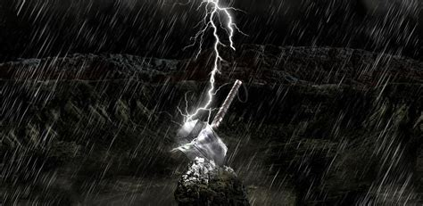 thor mjolnir live wallpaper v1 2 apk full apps android free