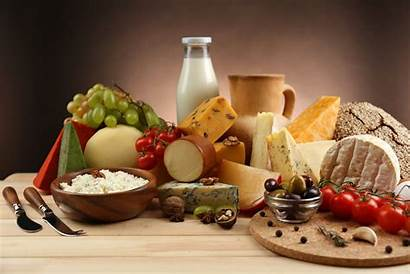 Dairy Cheese Wallpapers Variety Milk Nuts Still