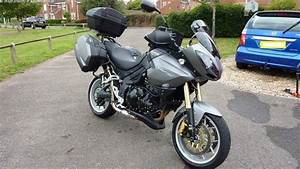 Triumph Tiger 1050 : bike of the day triumph tiger 1050 mcn ~ Kayakingforconservation.com Haus und Dekorationen