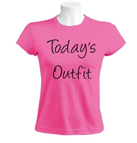 Todays Outfit Women T-Shirt WTF Hipster SWAG Fashion Coco ...