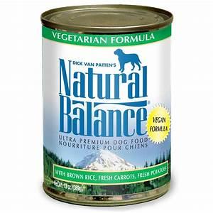 Natural Balance Vegetarian Formula Wet Dog Food | Petco