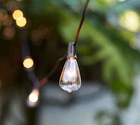 edison bulb string lights pottery barn