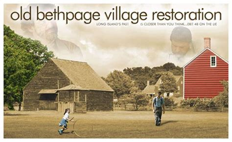 bethpage village restoration
