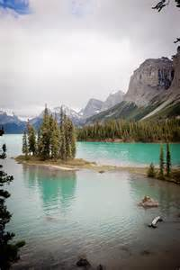 Lake Maligne Jasper National Park Canada