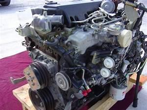 Isuzu Diesel Engine 4he1 Npr Nqr Gmc W5500 W3500 W4500