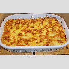 Zucchini  Lasagne Ohne Fleisch (rezept Mit Bild