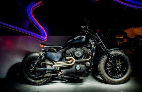 Harley Davidson Sportster Stainless Steel Custom Exhaust