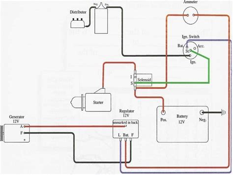 Ford Tractor Wiring by Ford 8n Tractor Distributor Diagram Wiring Forums