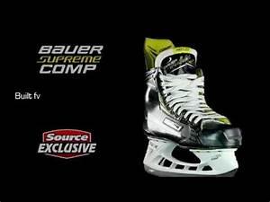Source Exclusive: Bauer Supreme Comp Hockey Skates (2018 ...