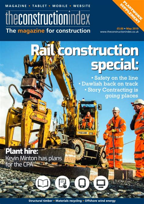 construction index magazine construction news analysis