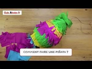 Comment Fabriquer Une Pinata : diy comment fabriquer une pi ata ~ Dode.kayakingforconservation.com Idées de Décoration