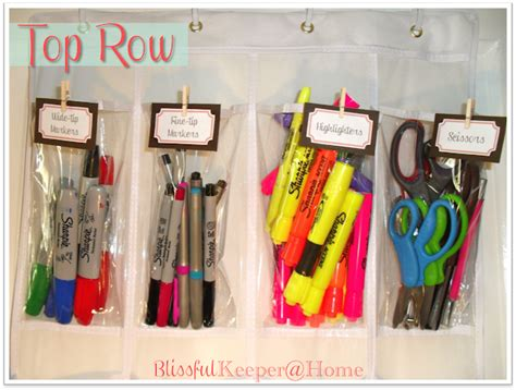 Blissful Keeper At Home Operationorganize Small Supply
