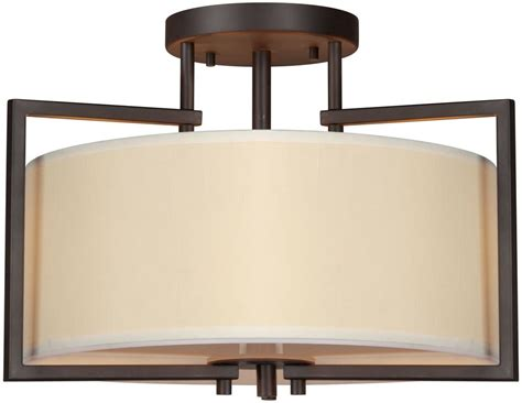 forte lighting 2570 02 32 antique bronze 2 light semi