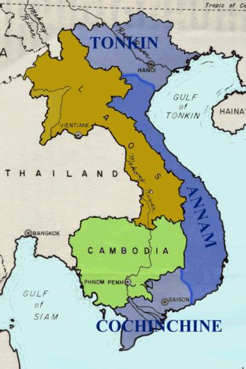 French Indochina, The First Vietnam War